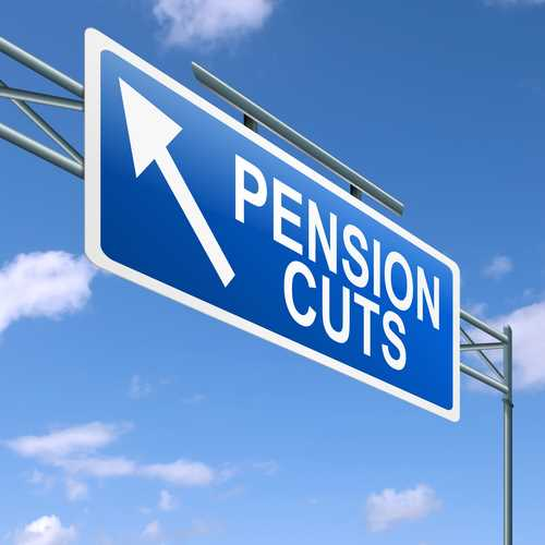 House approves bill to allow multiemployer pension plan benefit cuts