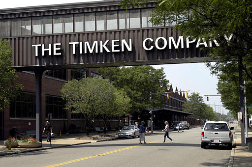 Timken to buy Prudential annuity for pension benefits