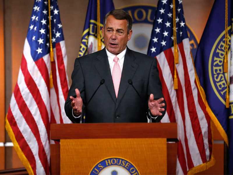 Resigning Speaker Boehner left mark on PBGC, opposed health care law