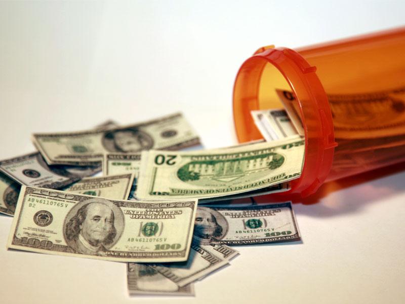 Prescription drugs to lead trend of health care price increases