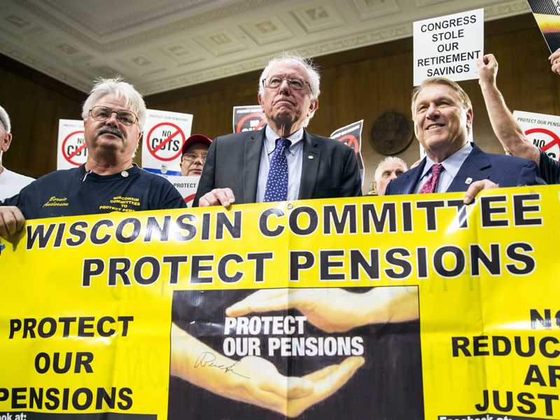 Teamsters' pension restructuring could reduce benefits by $11 billion