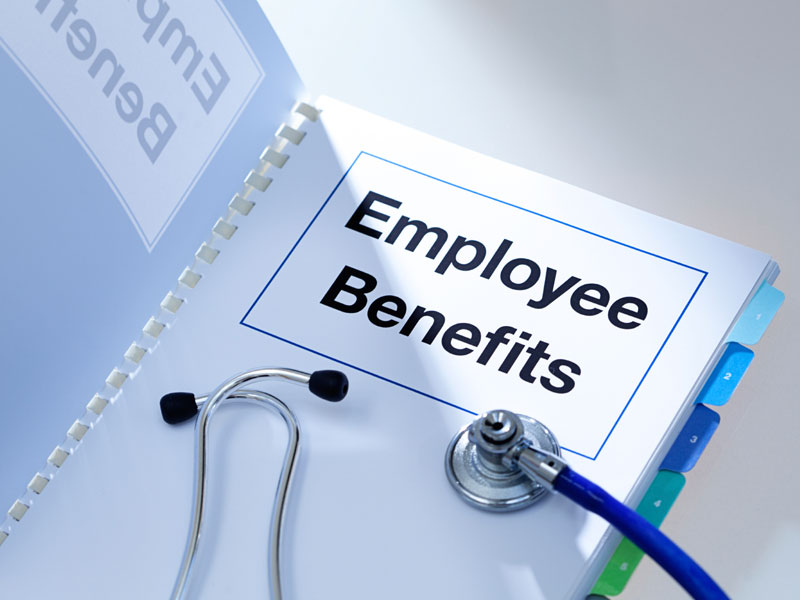 Most employees satisfied with benefits but worry about long-term costs