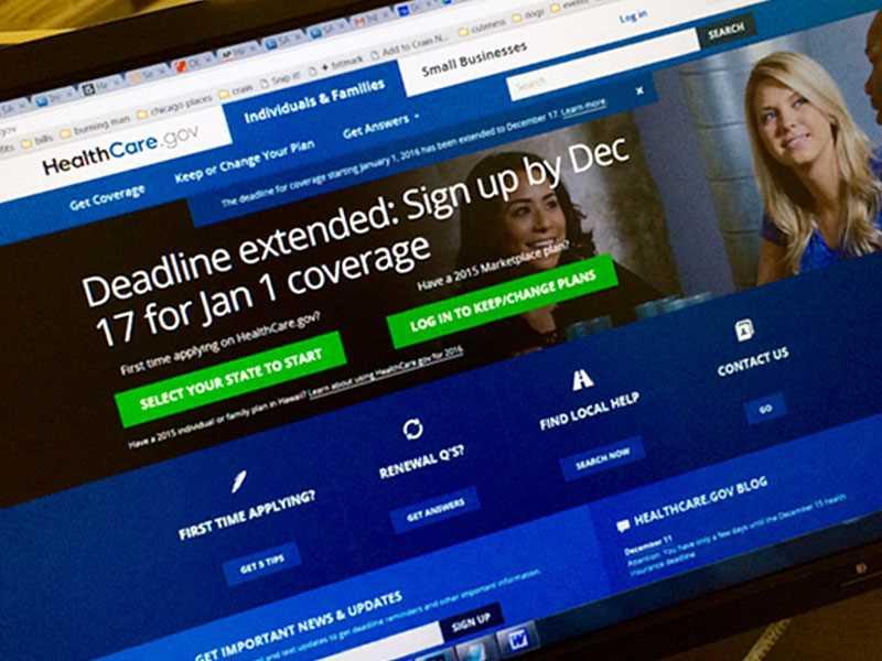 8.2 million sign up for insurance on HealthCare.gov