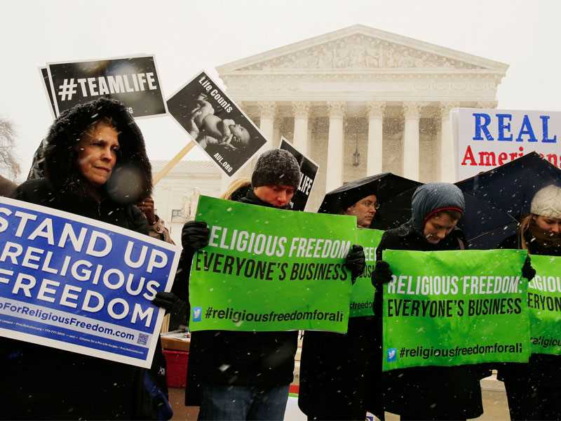 High court to take on religious nonprofit groups' challenge to ACA contraceptive mandate