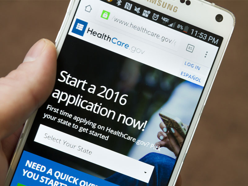 Health insurance exchange signups surging