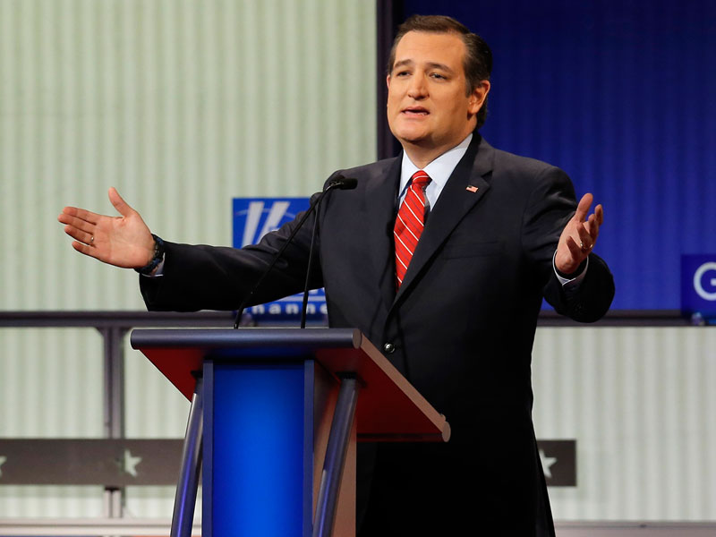 Ted Cruz says health insurance shouldn't come from employers