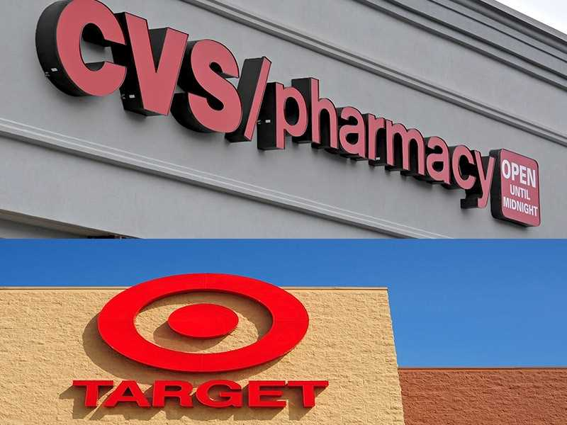 First of CVS Pharmacies within Target stores open in North
