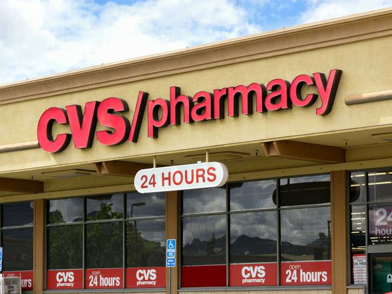 CVS Health Corp. says growth in prescription drug spending for its pharmacy benefit manager clients dropped in 2015
