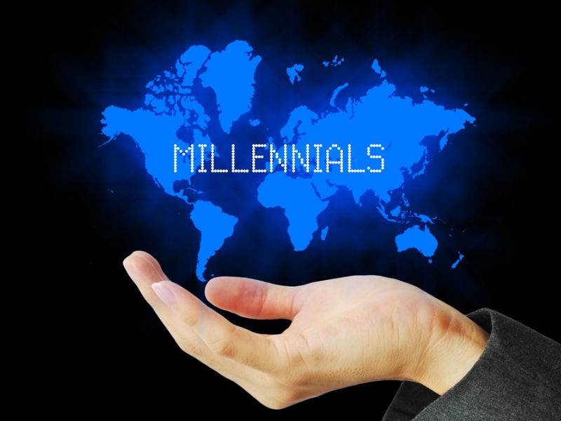 Millennials most likely to desire financial help from employers