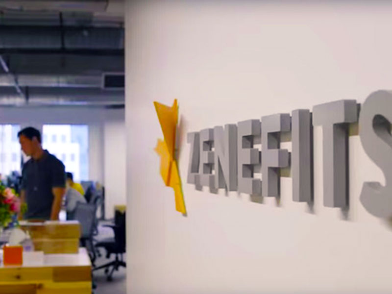 Scandal-hit Zenefits slashes own valuation as it cuts deal with investors