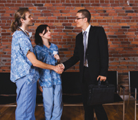 Insurers buy medical practices as health landscape shifts