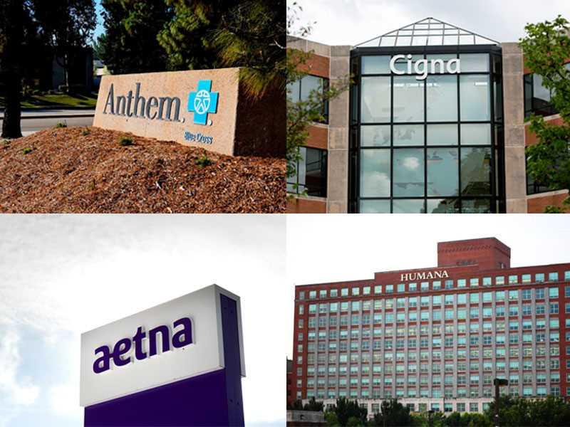 Health insurer merger plans under antitrust fire
