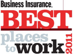 <i>Business Insurance</i> announces Best Places to Work in Insurance winners