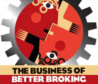 Broker productivity, growth in tough times