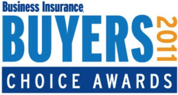 <i>Business Insurance</i> names 2011 Buyers Choice Awards winners