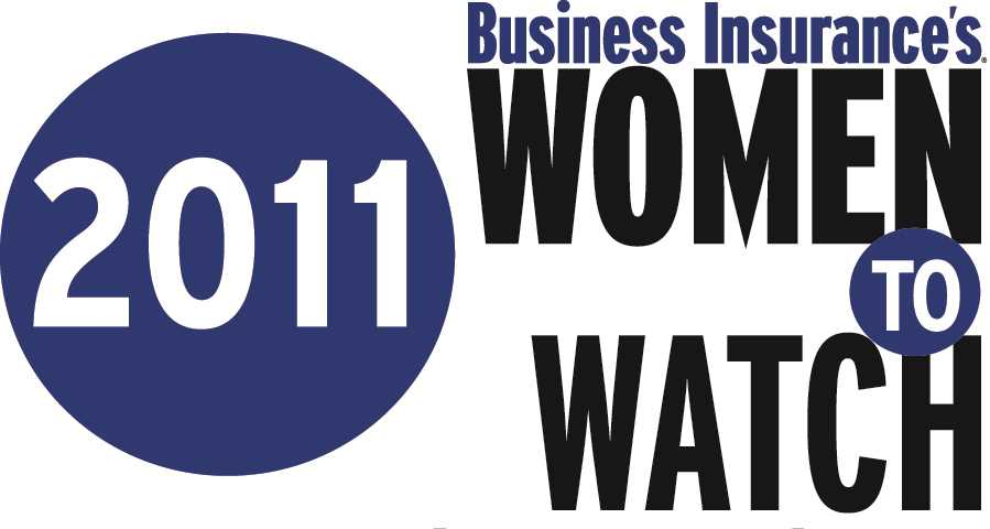 <i>Business Insurance</i>'s 2011 Women to Watch honorees TEST