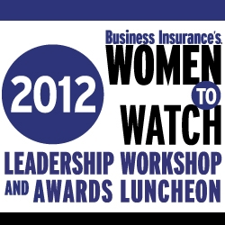 <i>Business Insurance</i> now accepting 2012 Women to Watch nominations