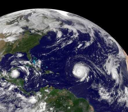 CSU increases Atlantic hurricane prediction for 2012