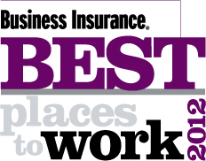 <i>Business Insurance</i> releases list of 2012 Best Places to Work honorees