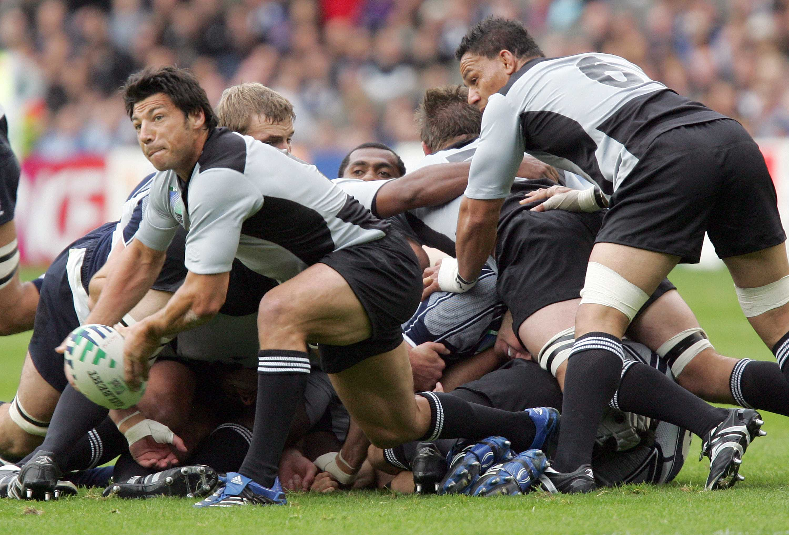 AIG to sponsor 6 New Zealand Rugby Union teams