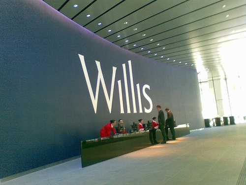 Willis North America restructured, new executives named