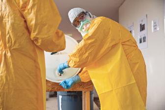 Potential spread of Ebola virus raises insurance coverage concerns