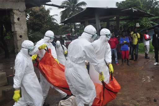 Ace excludes Ebola claims for some new and renewal general liability policies