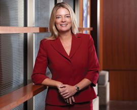 Tina Mallie named CEO of Spencer Re
