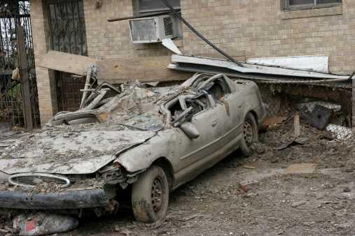 Insured catastrophe losses total $116 billion in 2011