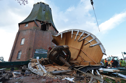 European windstorm claims cold top $3B, put pressure on German property rates