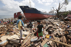 Philippines devastated after super typhoon kills thousands, but insured losses likely low
