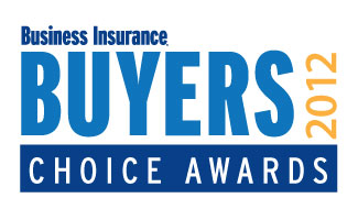 <i>Business Insurance</i> 2012 Buyers Choice Awards highlight top service and expertise attributes