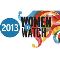 Business Insurance's 2013 Women to Watch