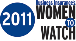 Business Insurance's 2011 Women to Watch honorees