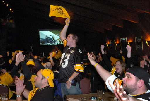 Terrible T-Shirt a steal from Steelers, judge rules