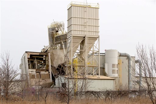 OSHA cites Omaha feed company for fatal plant collapse