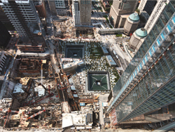 WTC reconstruction: Many companies, one goal