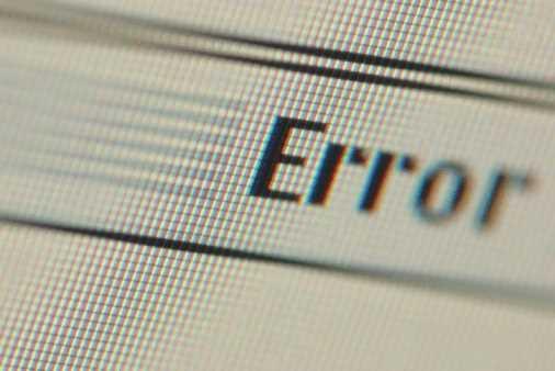 Consultant outlines common errors in enterprise risk management