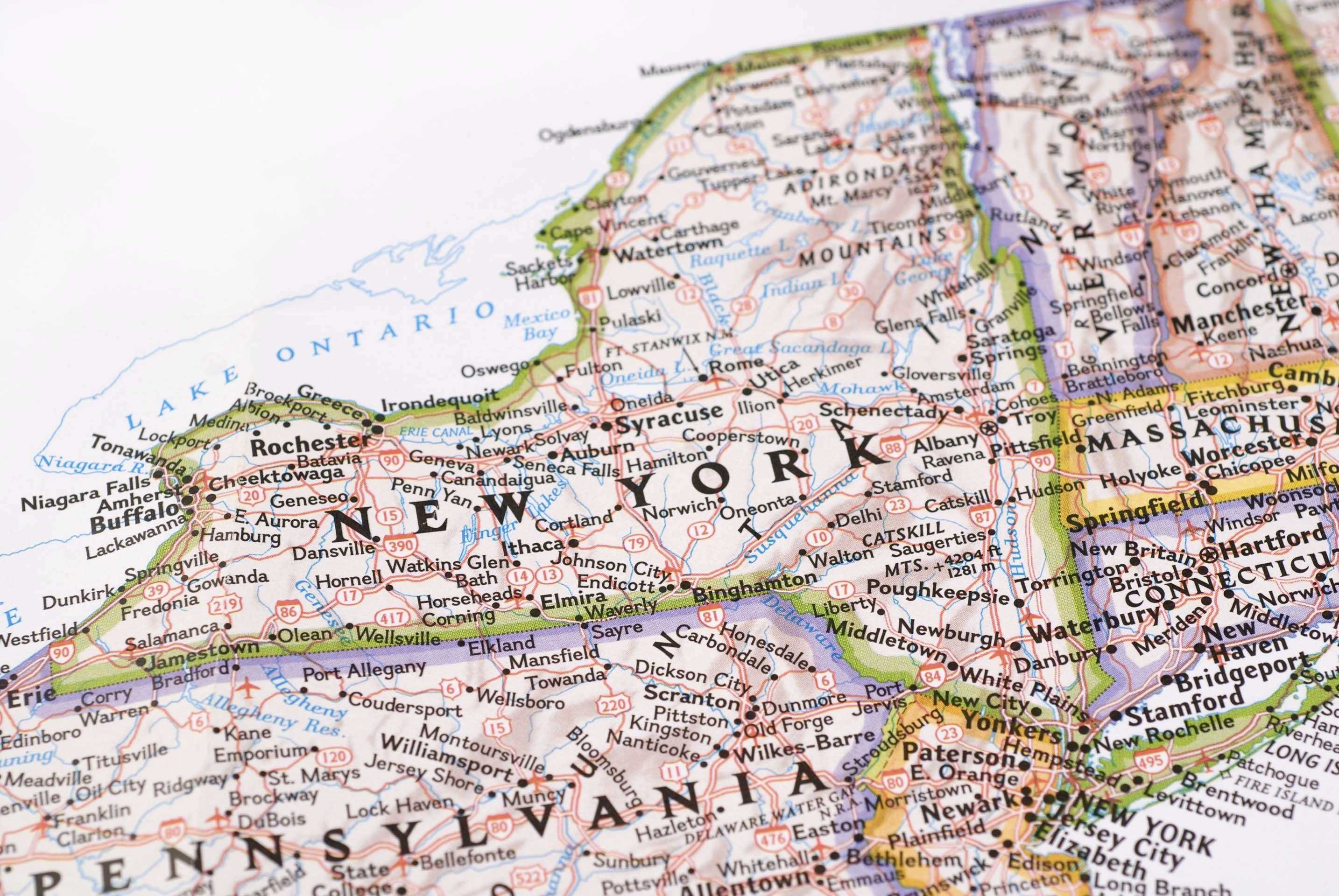 New York law allows insurers to issue policies without submitting rate filings