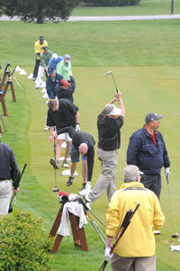 Golf, hockey fundraising events bring out best in RIMS athletes
