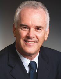John Pearce's path to risk management was not straight