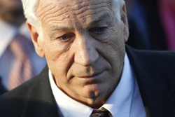 Judge rejects Chubb unit's effort in Sandusky defense
