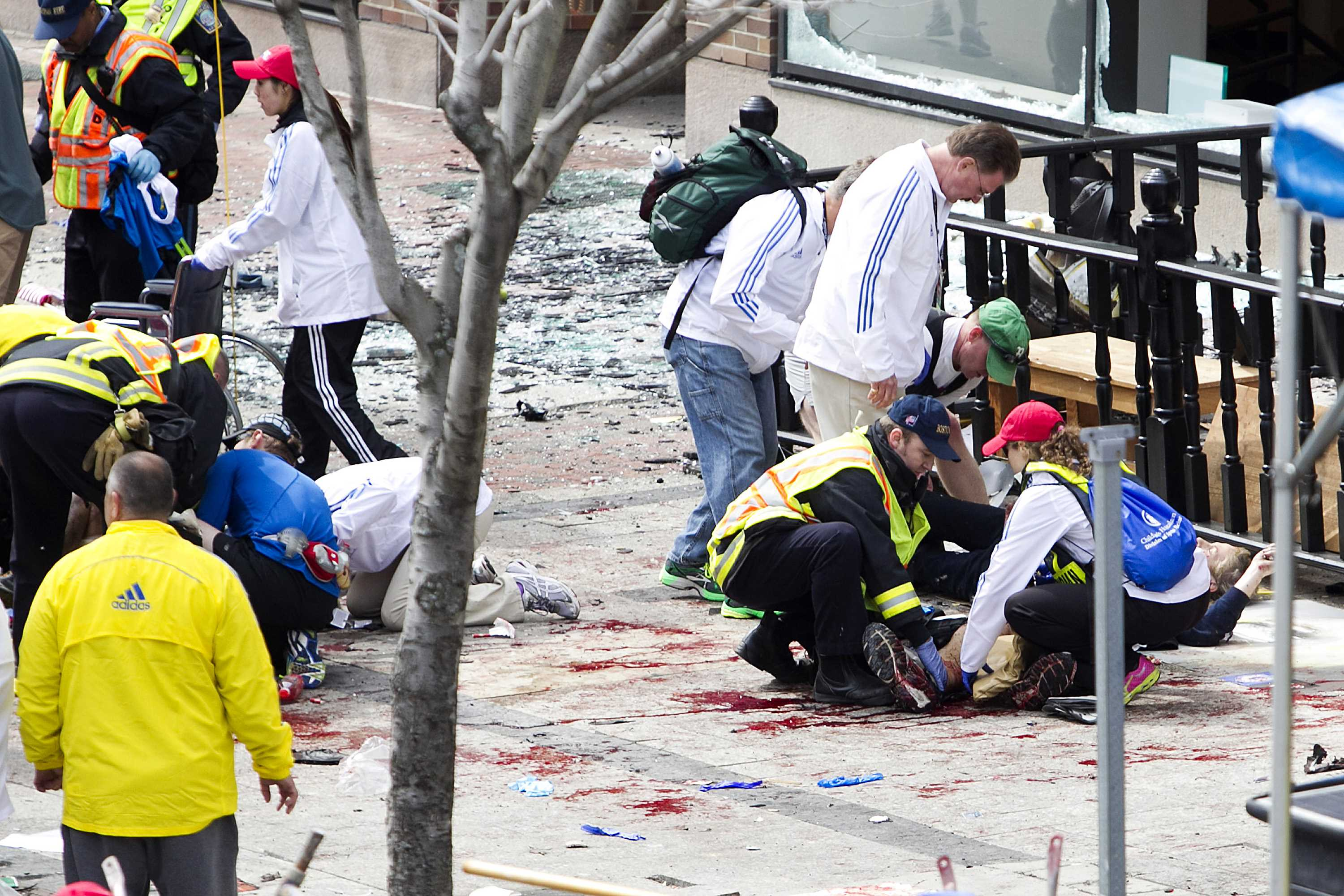 Boston bombing presents big unknown for insurers