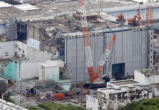 Removing fuel rods is deadliest part of Japan's nuclear cleanup