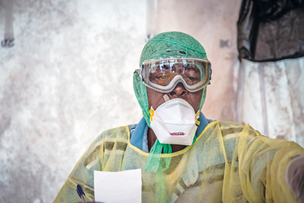 Worst-ever Ebola outbreak disrupts global supply chains