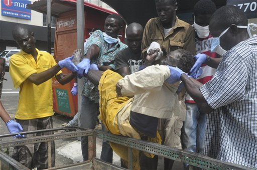 Medical evacuation services draw line at flying out Ebola patients