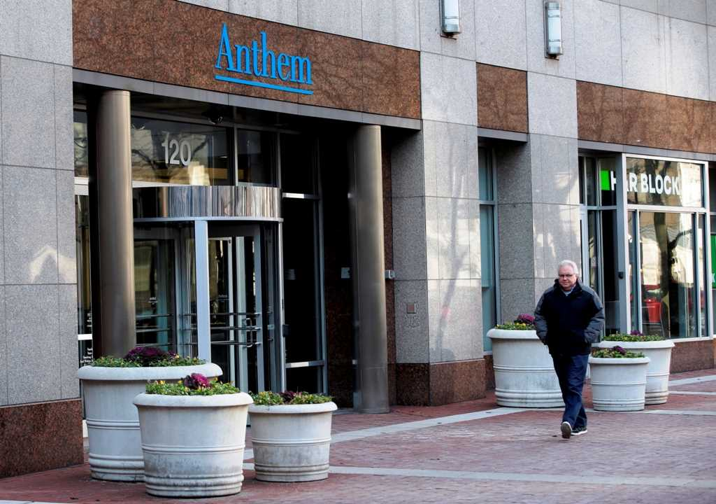 Anthem hit by massive cyber security breach