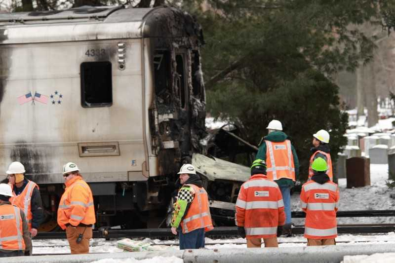 New York transit agency captive leads coverage in fatal commuter crash