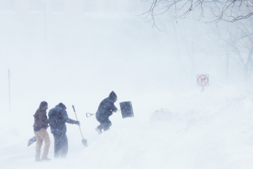 Winter weather took $1 billion toll in February