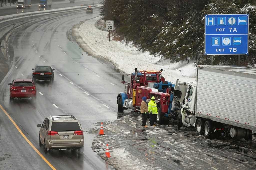 Cold winter caused $2.3 billion in damages